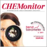 CHEMonitor: Positive Erwartungen in der Chemiebranche