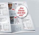 Fotoaktion von Hymer-Leichtmetallbau für Katalog 2013
