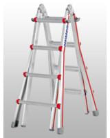 "Die Teleskopleiter ""Telestep®"" Modell 4042"