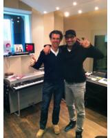 dig dis! Geschäftsführer Frank Schreiner (links) und MousseT. von Peppermint Jam
