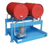 Fass-Abfüllstationen sind eine Möglichkeit für Umwelt-Lagertechnik