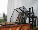 Gitter-Kippbehälter für Stapler – ideal für leichtere Güter