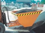 Staplerschaufel mit hydraulischer Abkippvorrichtung