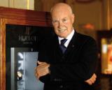 Jean-Claude Biver, Uhrenmacher und Chairman of the Board des Schweizer Luxusuhrenanbieters Hublot SA