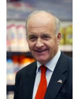 Prof. Götz W. Werner, Mitglied des Aufsichtsrats, dm-drogerie markt GmbH+Co. KG, © dm-drogerie markt