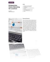 eBook 'Erfolgreiches Online-Marketing für Location'