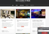 Online-Magazin 'One Location A Week'