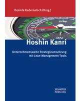 Hoshin Kanri-Buch von Dr. Daniela Kudernatsch