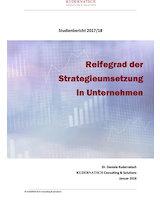 Strategieumsetzung Studie – KUDERNATSCH