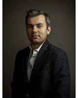 Sergey Bludov, Senior Vice President Media & Entertainment bei DataArt