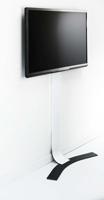 Bohrlose Bildschirmhalterung Stand-it 400 bringt Flachbildfernseher dübelfrei an die Wand