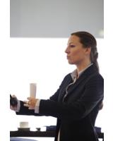 Angela Huber ist Expertin für Betriebliches Eingliederungsmanagement. Foto: Schnieder