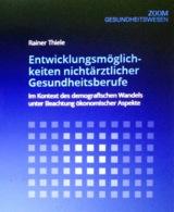 Der Münchner Sportheil-Chiropraktiker Rainer Thiele hat seine erste Publikation veröffentlicht.