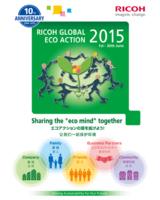 "Die Ricoh-Gruppe ernennt den Monat Juni zum ""Ricoh Global Eco Action Month""."