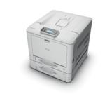 Mit dem Aficio SP C730DN präsentiert Ricoh seinen ersten Desktop-A3-Farbdrucker mit LED-Technologie