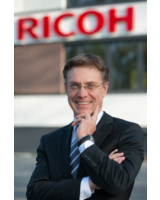 Dr. Friedel Mager, Director IT Services & Solutions bei Ricoh Deutschland
