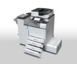 Ricohs MP 4054SP, MP 5054SP und MP 6054SP ermöglichen eine große Bandbreite flexibler Einstellungen.