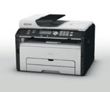 Der SP 204SFN von Ricoh ist mit Kopier-, Scan-und Fax-Funktionen ausgestattet.