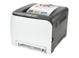 Die Modelle SP C250DN und SP C250SF sind mit Ricohs Smart Print & Scan App kompatibel.