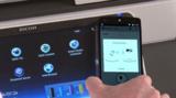 Die App Ricoh Smart Device Connector ermöglicht das Drucken, Kopieren, Scannen und Faxen.