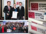 """Neumüller Ingenieurbüro GmbH zählt zu """"Deutschlands Beste Arbeitgeber 2014"""""""