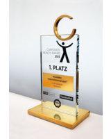 Auszeichnung Corporate Health Award 2013