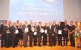 Die Gewinner des Telematik Awards 2011. Bild: Archiv-Telematik-Markt.de