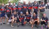 Das GBI Vodafone Team 2011. Bild: AREALCONTROL GmbH, GBI e.V.