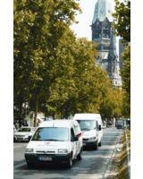 Telematik-System der PLT im Einsatz bei Berliner Kurierdienst