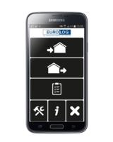 Startbildschirm der BMS-App. Bild: EURO-LOG AG