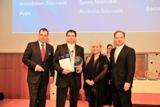 2011 gewann die Deutsche Senior GmbH zum weiten mal den Telematik Award für ihr System DS-Vega.