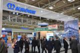 Fahrzeugwerk Bernard KRONE GmbH auf der transport logistik 2015 Bild: Telematik-Markt.de