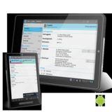 Die M3-App für Android-Endgeräte. Bild: Dr. Malek Software GmbH