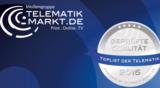 Das Signet eines TOPLIST-Anbieters schafft Transparenz und Vertrauen Bild: Telematik-Markt.de