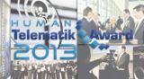 Der Telematik Award 2013 für den Bereich der Human-Telematik Bild: Telematik-Markt.de