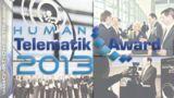 Der Telematik Award - die höchste Ausszeichung die ein Hersteller/Anbieter. Bild: Telematik-Markt.de