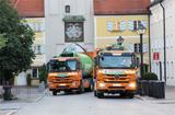 Die Lösung von der HLS wurde bei der Wurzer Umwelt GmbH eingeführt. Bild: Wurzer Umwelt GmbH