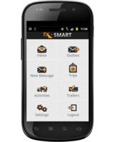 Eine mobile Lösung des Anbieters Transics: TX-SMART.