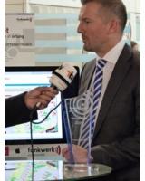 Thomas Piller, Geschäftsführer der Funkwerk eurotelematik im Interview mit Telematik.TV.