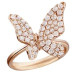 Butterfly - Wagner Juwelen Deisign Collection