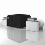 First Data arbeitet mit dem Farbdrucksystem InfoPrint 5000 von Ricoh.