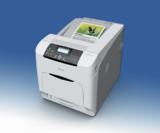 """Der SP C440DN wurde mit dem Award """"Outstanding Colour Printer for Large Workgroups"""" ausgezeichnet."""