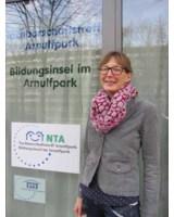 Sabine Ullrich sucht Bildungspaten