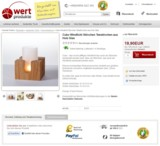Der Onlineshop mit Produkten von Menschen mit Behinderungen im neuen Layout.
