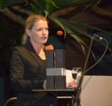 Kathrin v. Soden, Tochter und Nachfolgerin des Firmengründers Hans Bornemann