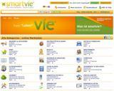 Hauptseite des online Auktionshauses smartvie