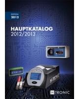 Den neue Hauptkalatog 2012/2013 jetzt anfordern!