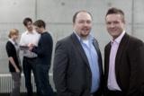 Ein starkes Team - Rico Fritzsche und Lars Börner leiten das Unternehmen seit 2011 gemeinsam.