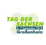 Labelprint24 sponsert den Tag der Sachsen 2014.