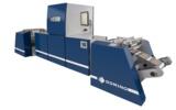 Die Anlage ist darauf ausgerichtet, eine wertige Etiketten-Qualität mit geringen Kosten anzubieten.